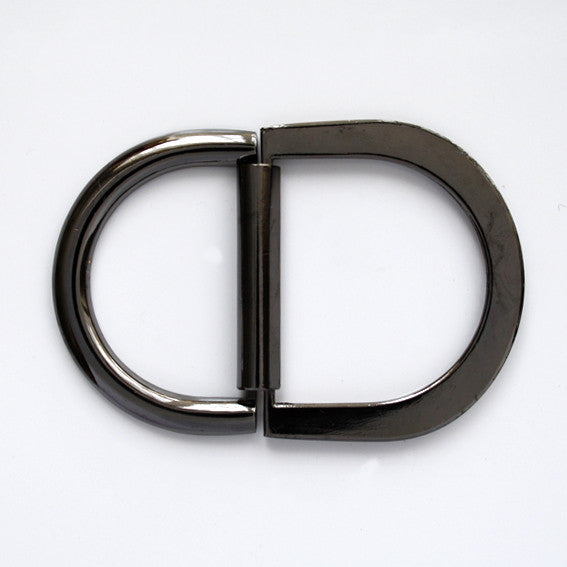 #1151 Double D ring 30mm