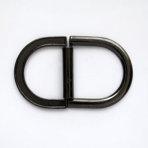 #1152 Double D ring 24mm