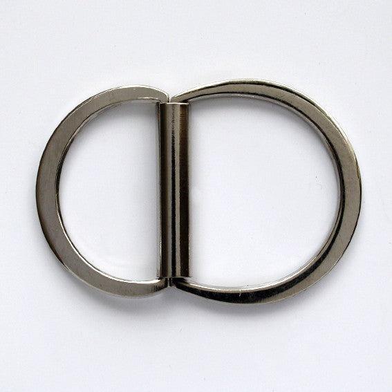 #1153 Double D ring 25mm