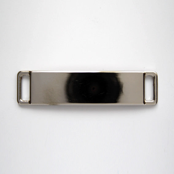 #1169 Flat plate buckle 8mm