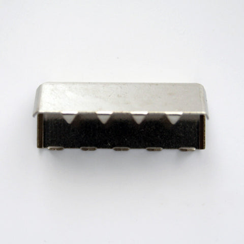 #1184 Belt end clasp 25mm