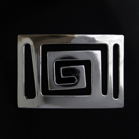 #1327 Rectangle buckle 45mm