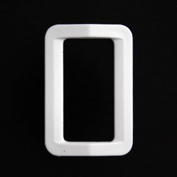 #1338 Rectangle buckle 38mm