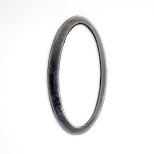 #1363 Oval ring 80mm