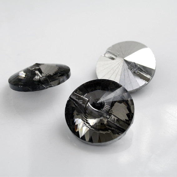 #1804 Crystal button 30mm
