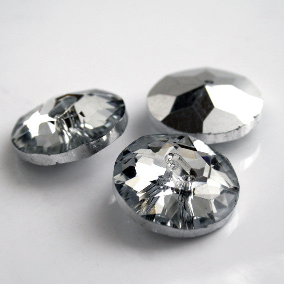 #1805 Crystal button 30mm