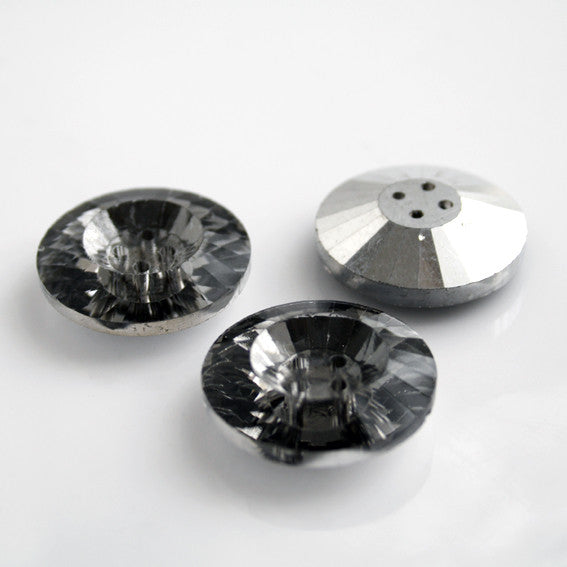 #1806 Crystal button 30mm