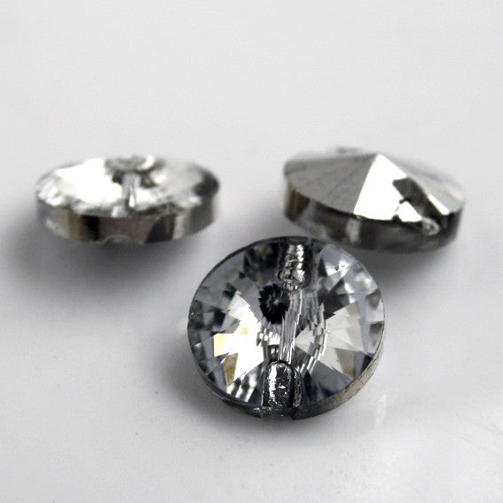#1810 Crystal button 20mm