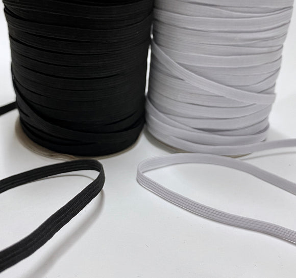 5mm Flat Face Mask Elastic