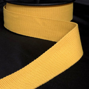 38mm Webbing Yellow