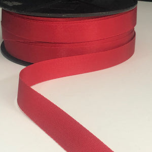 20mm Wanda Webbing in Red