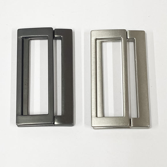 2 piece Japanese Buckle
