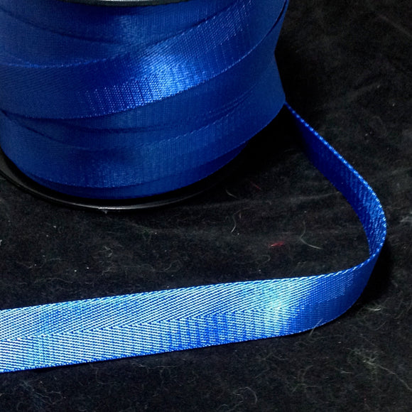 YT203931 Electric Blue Webbing