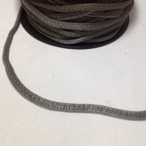 Gunmetal Grey mesh Chain 8mm