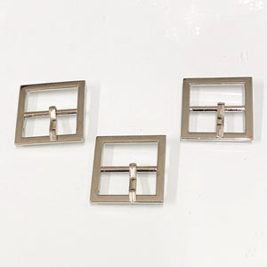 20mm Square Buckle