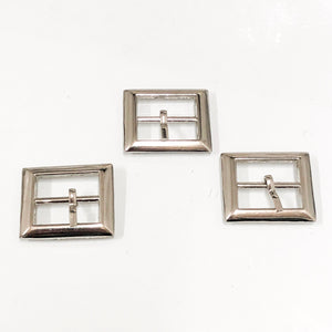 Rectangular Buckle 18mm