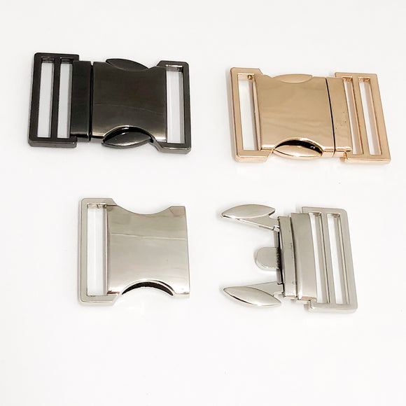 25mm Midi Push Buckle