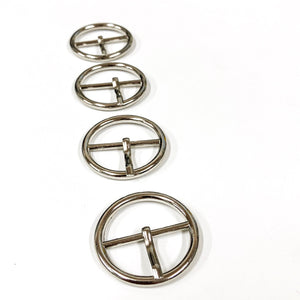 25mm Circle Buckle