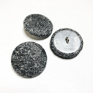 Savoy Woollen Button