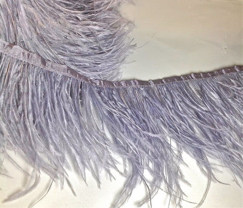 YT201290- OSTRITCH FEATHER TRIM