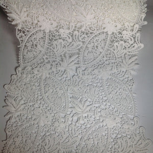 Brooklyn Guipure Lace