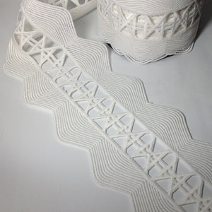 Christa Guipure Lace