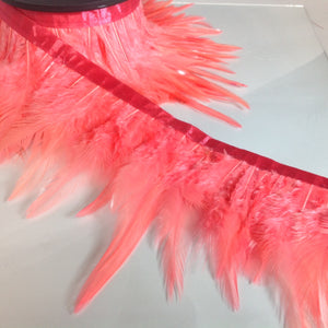 YT201291 FEATHER TRIM