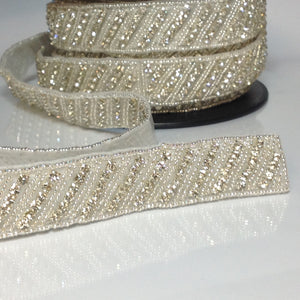 #YT203641 Crystal trim