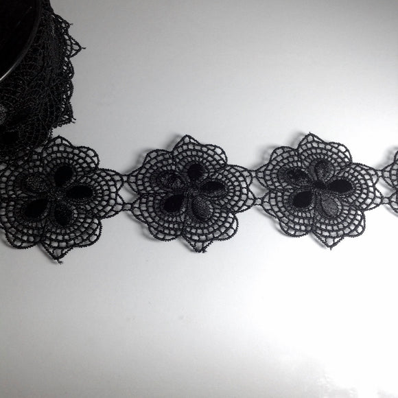 Aria Guipure Flower Lace