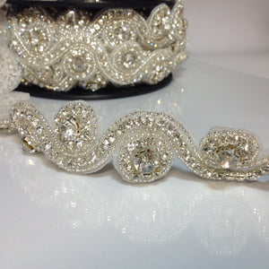 #YT203738 Crystal trim