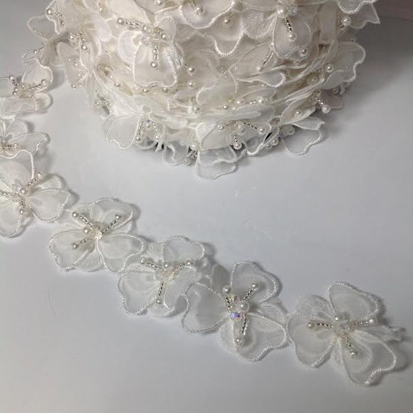 Cherice Flower Lace