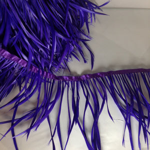 YT20128 -FEATHER TRIM