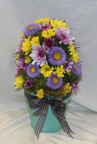 Enchanted Easter Garden Arrangements
