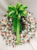 Lolly Wreath