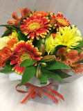 Bright posy pot