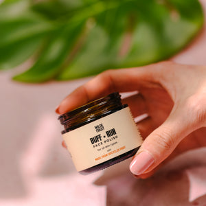 Buff + Run Face Polish