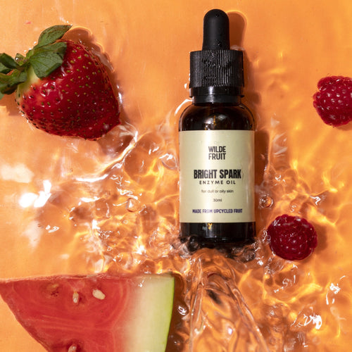 #bright_spark_enzyme_oil# - #wildefruit_circular_skincare#
