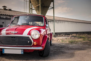 Alps Café-Racers: A Mini Story