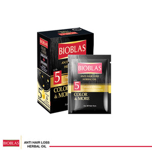Bioblas Anti-Hair Loss Herbal Oil 10 Sachets (code 7022)