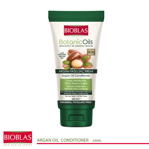 Bioblas Anti-hair Loss Argan Oil Conditioner 200ml (code 7213)