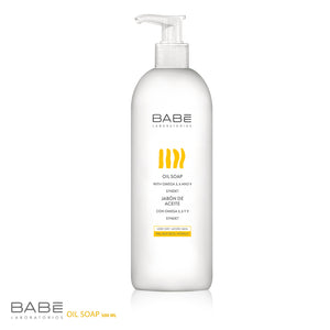 BABE oil soap 500ml (6024)
