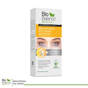 Biobalance Brighting Eye Cream 15ml (code 8051)