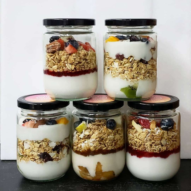 Ten Assorted Freedom Jars