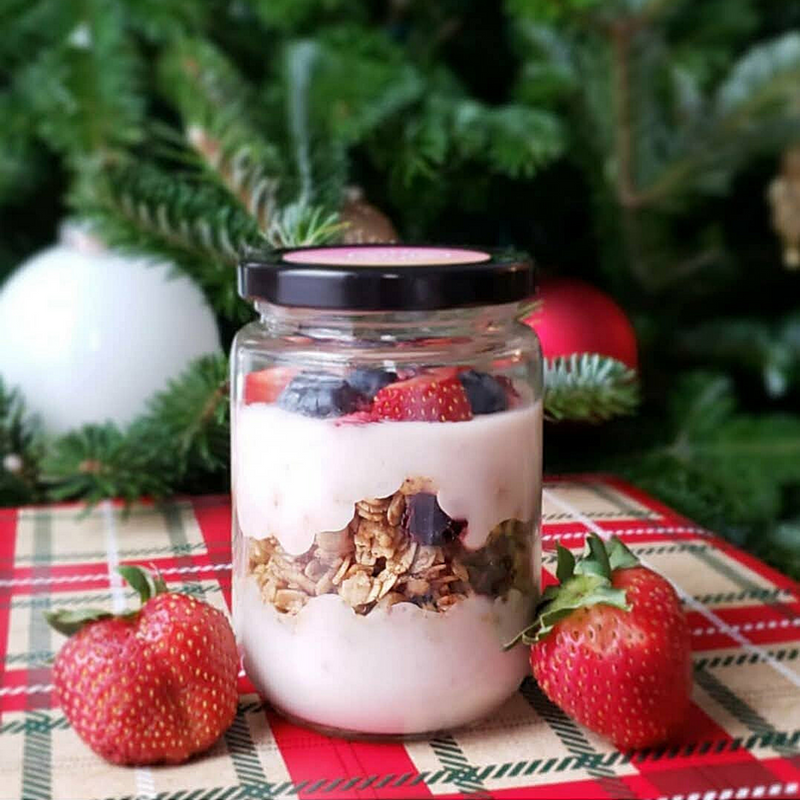 Northern Gingerbread - Limited Edition Breakfast Jar