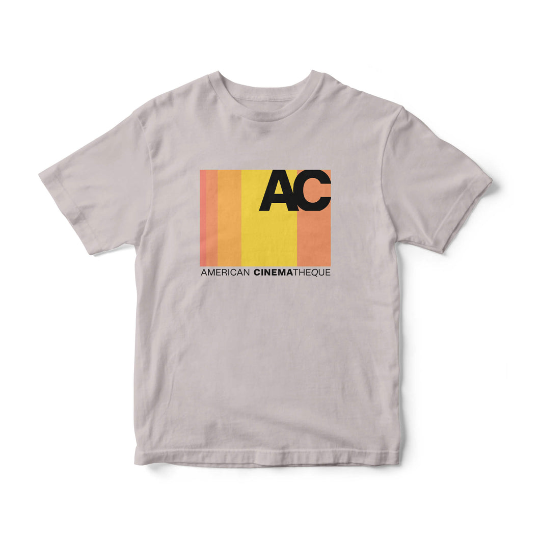 AC Tee - Light Gray