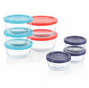 Pyrex Food Storage Set (GLASS), 16 Pack