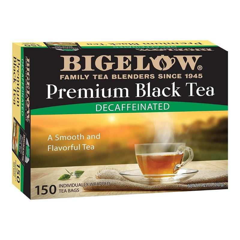 Bigelow Premium Black Tea Decaffeinated