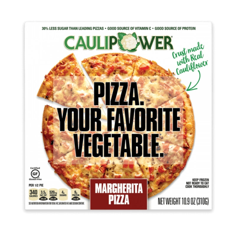 Cauliflower Marguerita Pizza 10.9 oz