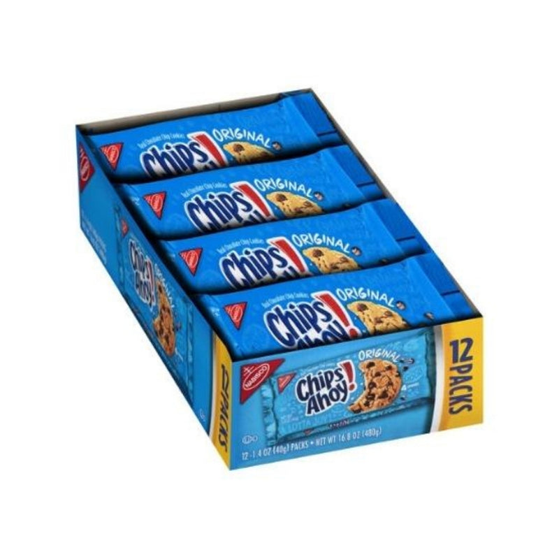 Chips Ahoy - 12 Pack