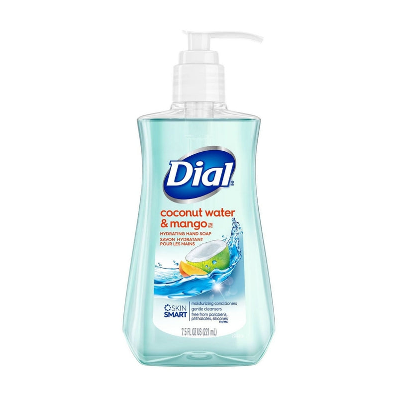 Dial Coconut Water Mango Hand Soap 7.5oz